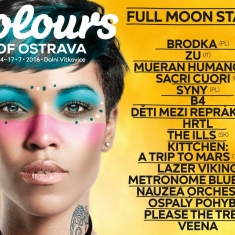 Koncert - Colours Of Ostrava