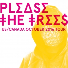 Show - Please The Trees US/Canada TOUR 2016