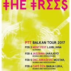 Koncert - Please The Trees Balkan tour 2017