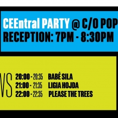 Koncert - CEEntral Party @c/o pop Festival