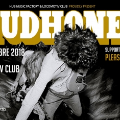 Koncert - Bologna (supporting Mudhoney)