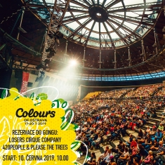 Koncert - Colours Of Ostrava: The Watcher w 420PEOPLE